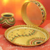 Now Buy Special Karwa Chauth Pooja Thali Starts From Rs 825 Only
